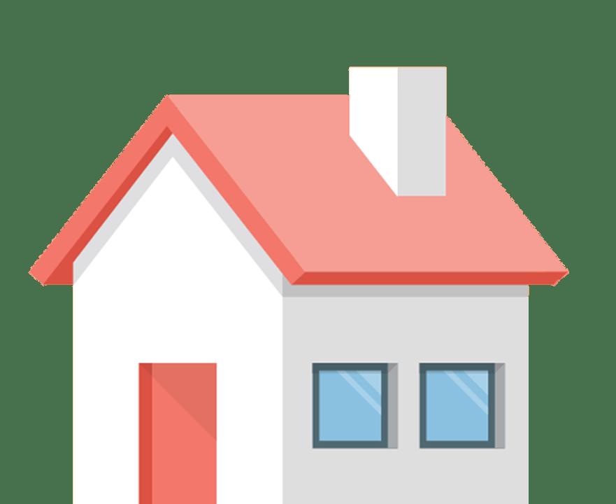 A vector of a House